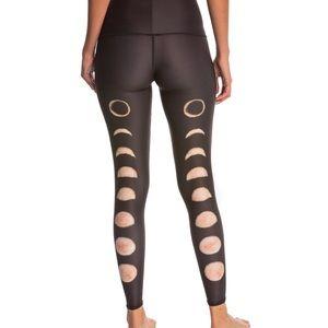 Teeki new moon leggings hot pants